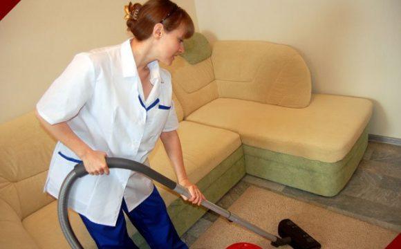 Limpeza da habitação