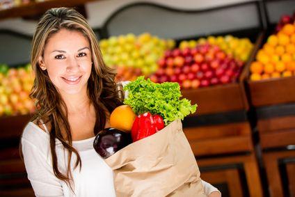Compras de supermercado, farmácia / outros serviços